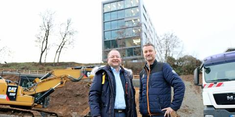 Baustelle IT-Paradies